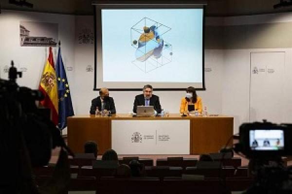 اسپانیا، مهمان افتخاری نمایشگاه کتاب فرانکفورت 2022