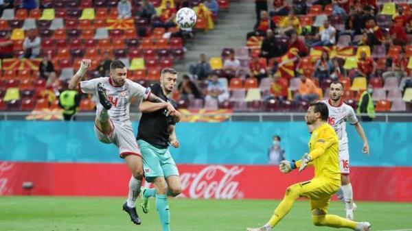 پیروزی اتریش در نخستین تجربه یورویی مقدونیه