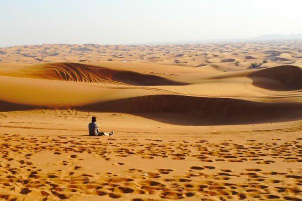 خاص ترین تجربه های گردشگری در سفر به امارات
