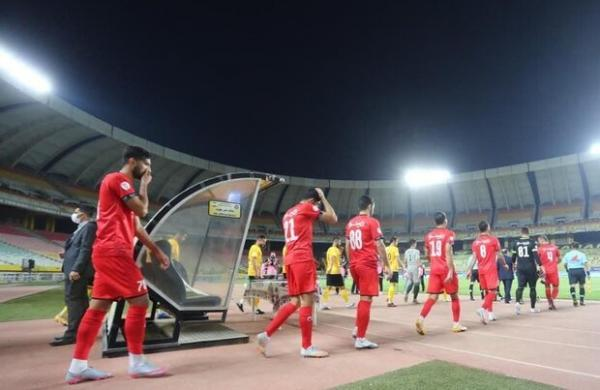 جزییات درگیری های ریز و درشت در ال کلاسیکوی فوتبال ایران