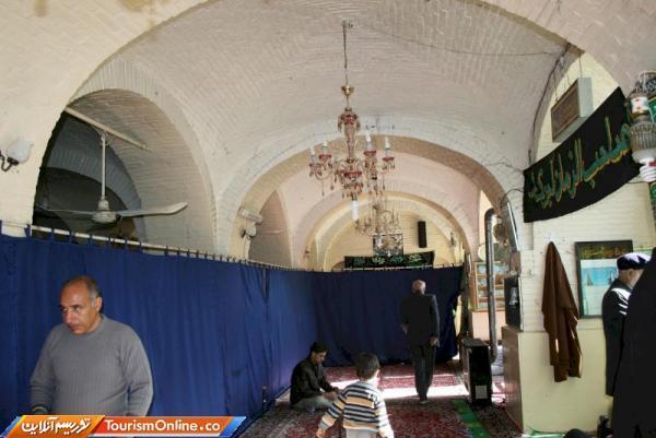 اتمام بازسازی مسجد حاج اسحاق بروجرد