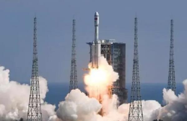 فضاپیمای باری تیانژو 3 چین به پرواز درآمد