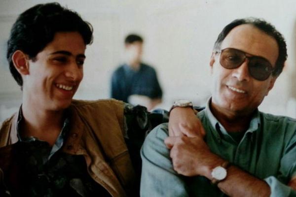 مستند جنجالی زالو؛ تقابل عباس کیارستمی و فرزندش